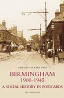 Birmingham 1900 1945
