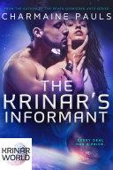 Pdf The Krinar's Informant Telecharger
