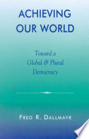 Achieving Our World