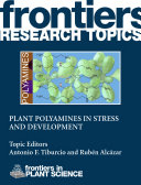 Plant polyamines in stress and development