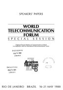 Speakers' Papers: Cellular radio