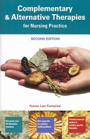 Complementary Alternative Therapies For Nursing Practice Book PDF