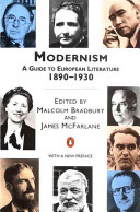 Cover of Modernism, 1890-1930