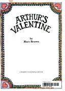 Arthur s Valentine