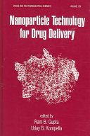 Nanoparticle Technology For Drug Delivery Book PDF