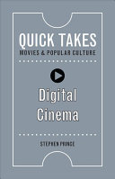 link to Digital cinema in the TCC library catalog