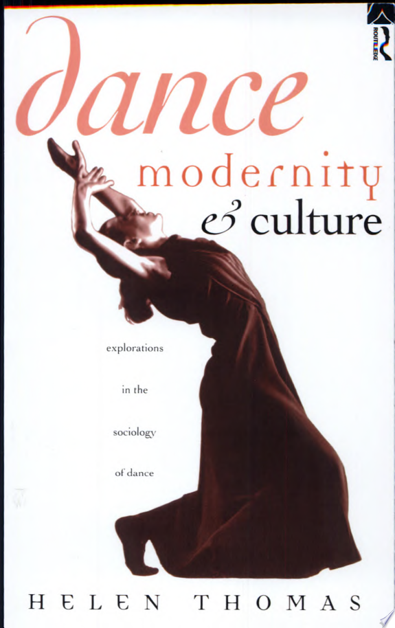 Dance  Modernity  and Culture