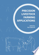 Precision livestock farming applications