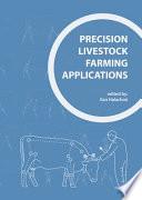 Precision livestock farming applications Book