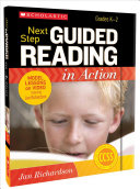 Next Step Guided Reading in Action  Grades K 2 Book