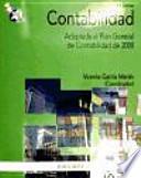 Contabilidad  : Adaptada al Plan General de Contabilidad de 2008