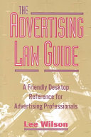 The Advertising Law Guide Book