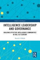 Intelligence Leadership and Governance Pdf/ePub eBook