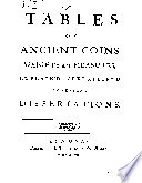 Tables Of Ancient Coins Weights And Measures Book