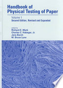 Handbook of Physical Testing of Paper