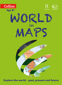 World in Maps  Collins Primary Atlases
