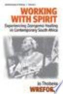 Working With Spirit