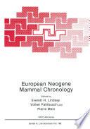 European Neogene Mammal Chronology