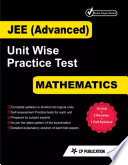 Jee Advanced Maths Unit Wise Practice Test Papers