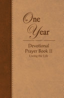 My Daily Devotional Prayer Book -