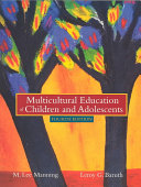 Multicultural Education of Children and Adolescents  MyLabSchool Edition Book PDF