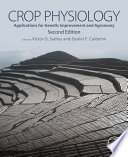 Crop Physiology Book PDF