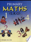 Primary Maths (L.K.G.)