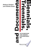 Biennials  Triennials  and Documenta