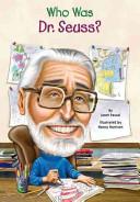 Who Was Dr  Seuss  Book PDF