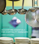Accounting Essentials for Hospitality Managers
