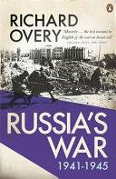 Russia s War