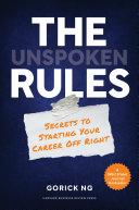 The Unspoken Rules Pdf/ePub eBook