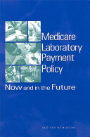 Medicare Laboratory Payment Policy