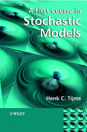A First Course in Stochastic Models Pdf/ePub eBook