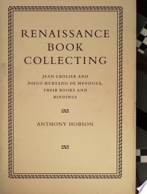 Renaissance Book Collecting Ebook - digital ebook library