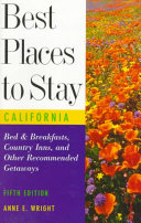 Pdf Best Places to Stay in California