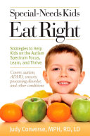 Special Needs Kids Eat Right