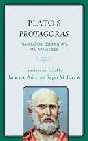 Plato's Protagoras