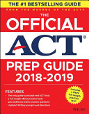 The Official ACT Prep Guide  2018 19 Edition  Book   Bonus Online Content