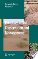 Principles of Soil Conservation and Management Book