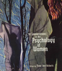 The Lanahan Readings in the Psychology of Women Book