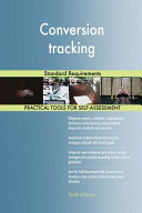 Conversion Tracking Standard Requirements