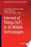 Internet of Things  IoT  in 5G Mobile Technologies