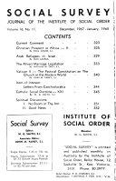 Social Survey Book