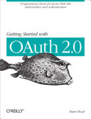 Getting Started with OAuth 2.0 [Pdf/ePub] eBook