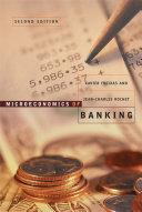 Microeconomics of Banking