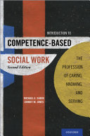 Introduction to Competence Based Social Work