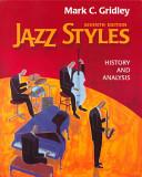 Jazz Styles Book PDF