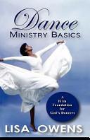 Dance Ministry Basics Book PDF