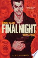Criminal Macabre   Final Night